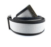 Pennant Belt in Cool Gray