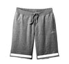 Roster Sweat Shorts in Heather Gray - Elusive
