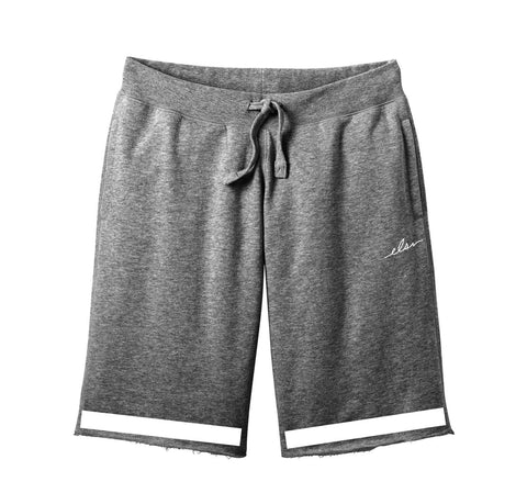 Roster Sweat Shorts in Heather Gray