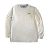 Script Thermal Shirt in Heather - Elusive