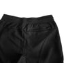 Tri-Panel Jogger Pants in Black
