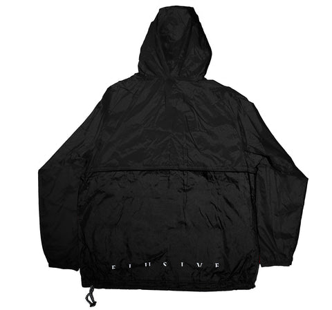 Vertigo Windbreaker in Black