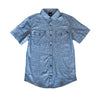 Taylor Chambray S/S Shirt - Elusive