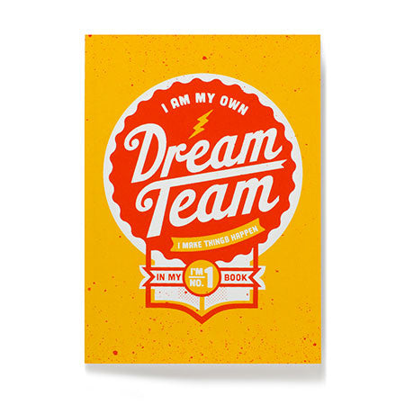 Dream Team Small Journal