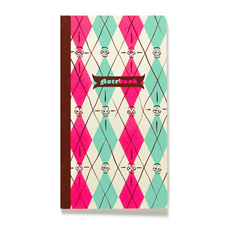 Skull Argyle Journal