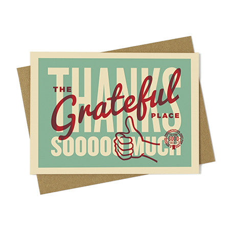 The grateful place