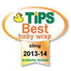 TIPS award for Moby Wrap