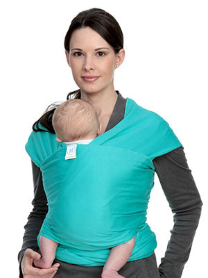 MOBY Wrap UV - Turquoise