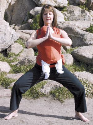 Moby Yoga Squats
