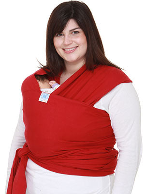 MOBY Wrap Originals - Red