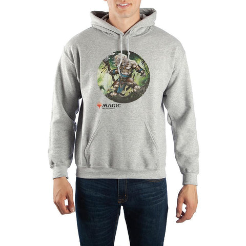 Domestic Platypus-MagicThe Gathering Ajani the Greathearted Hoodie-Hoodie-[meta description]