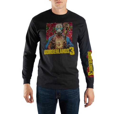 BORDERLANDS 3 Long Sleeve Graphic Tee
