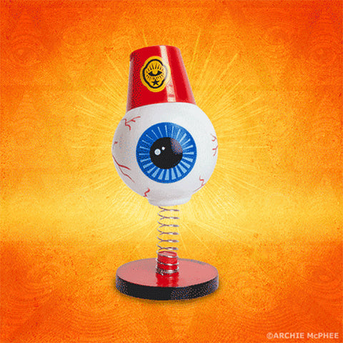 Eyeball Dashboard Wobbler