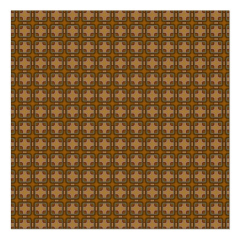 Domestic Platypus-OVERLOOK BALLROOM Floormat / Hall Runner Retro Geometric Hotel Pattern-Floor Mat-[meta description]