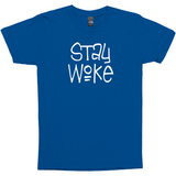 Stay Woke Shirt, Dark Colors