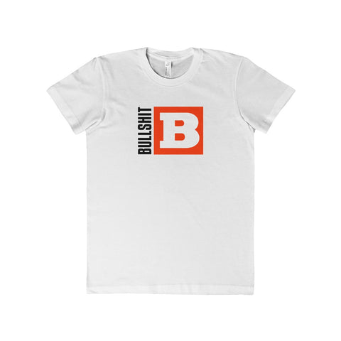 B is for Bullshit AA Women's Fine Jersey Tee