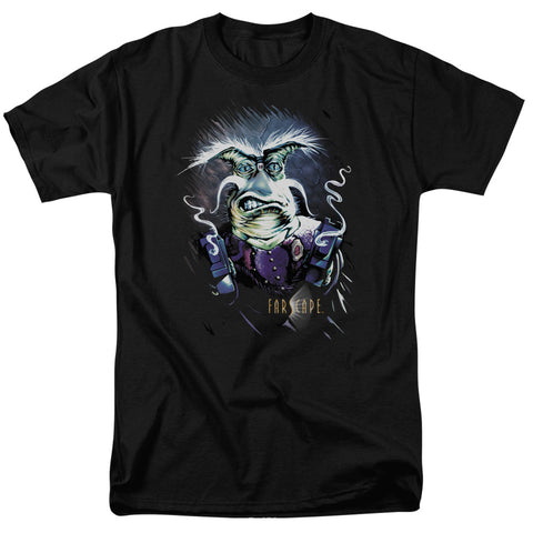 FARSCAPE Rygel Smoking Guns Graphic Tee