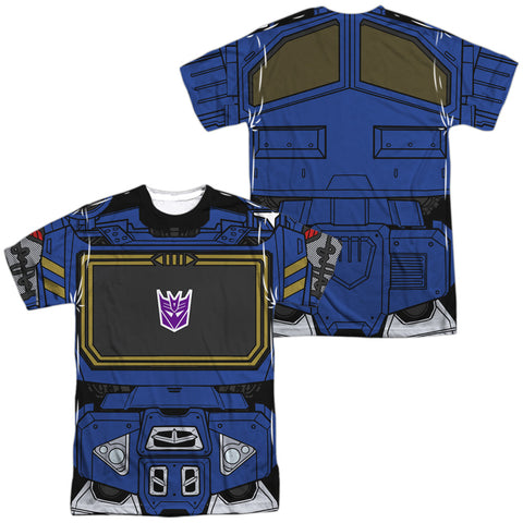 TRANSFORMERS Classic Soundwave Costume Tee