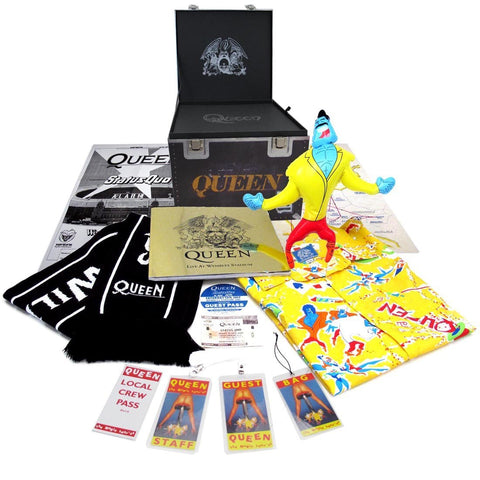 Queen 40th Anniversary Wembley Stadium Boxset