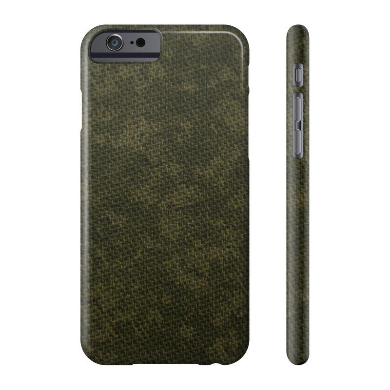 Juan Deag Dark Camo Phone Case