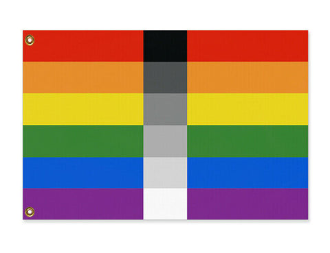 Domestic Platypus-Homoflexible Pride Flag 2x1 3x2 5x3 Hetero Flexible LGBT LGBTQ LGBTQIA-Flag-[meta description]
