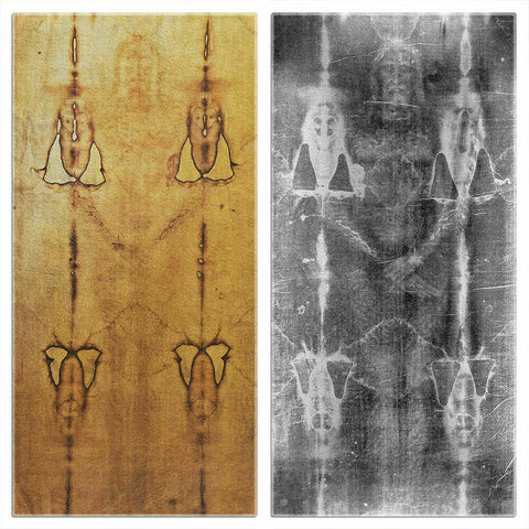 Domestic Platypus-SHROUD OF TURIN Bath or Beach Towels, Unique GIft-Towel-[meta description]