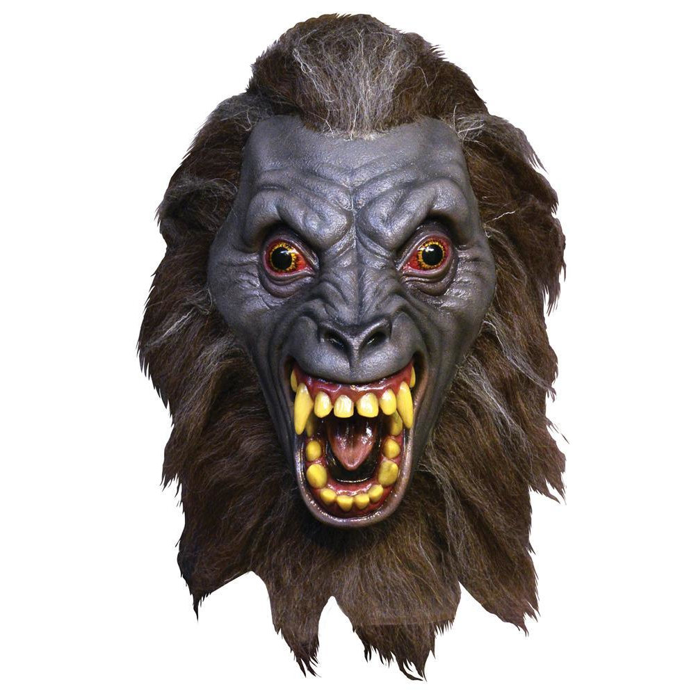 American Werewolf In London Demon Wolf Mask