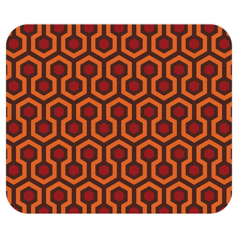Overlook Pattern Mousepad