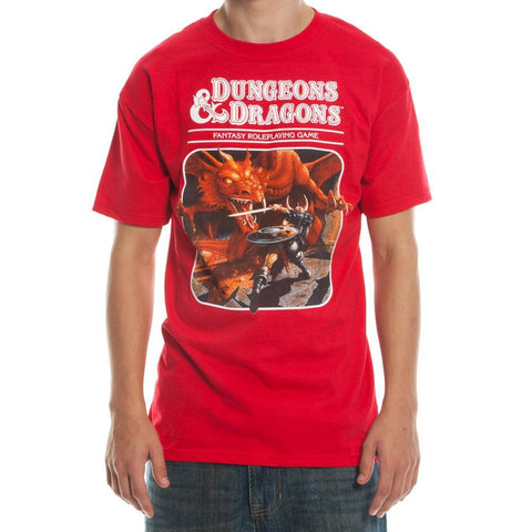 Dungeons and Dragons Third Edition Graphic Tee