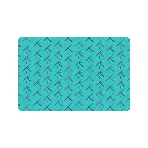 PDX Carpet Pattern Doormat