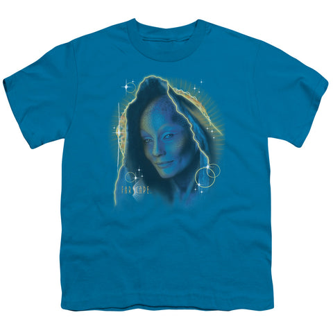 FARSCAPE Zhaan Solar Flare Youth Tee