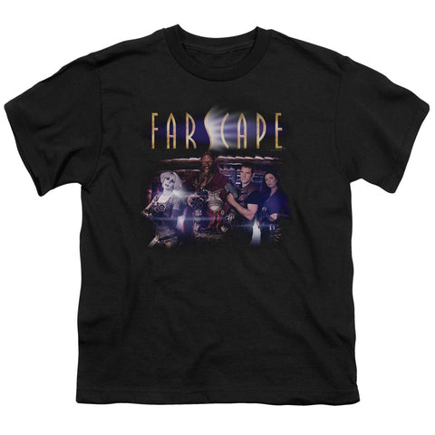 FARSCAPE Flarescape Tee, Kids and Youth Sizes