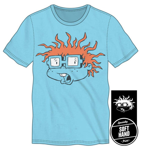 Rugrats Chuckie Finster Outline Tee