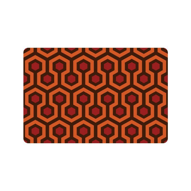Overlook Pattern Doormat - Domestic Platypus