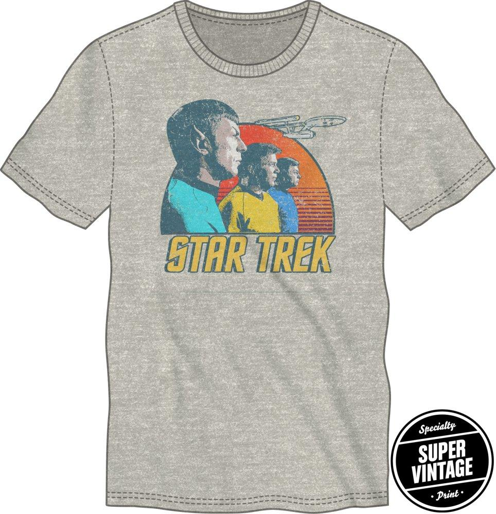 Star Trek TOS Sunset Shirt