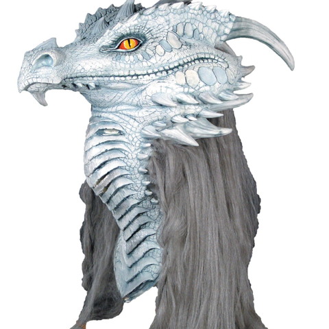 Ancient Dragon, Grey - Chiodo Premiere Mask