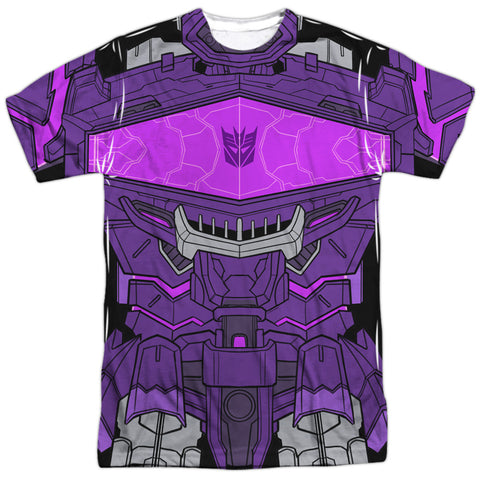 TRANSFORMERS Classic Shockwave Costume Tee