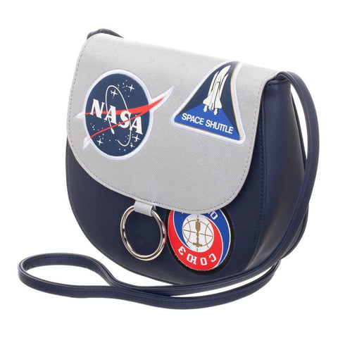 NASA Shuttle Team Crossbody Bag