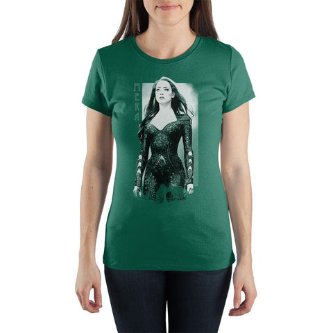 Aquaman Women's MERA Graphic Tee