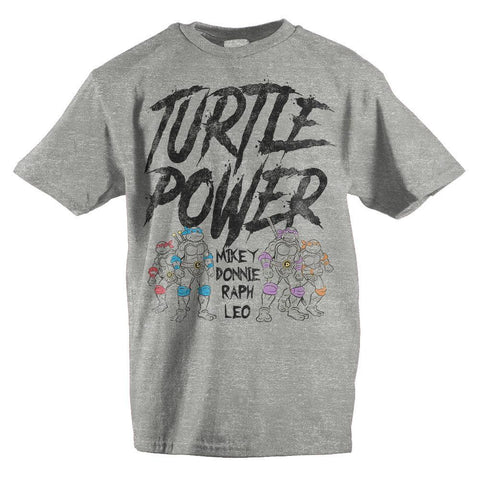 TMNT Turtle Power Youth Tee