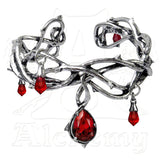 Alchemy Gothic PASSION Thorn Vine Bracelet - Domestic Platypus