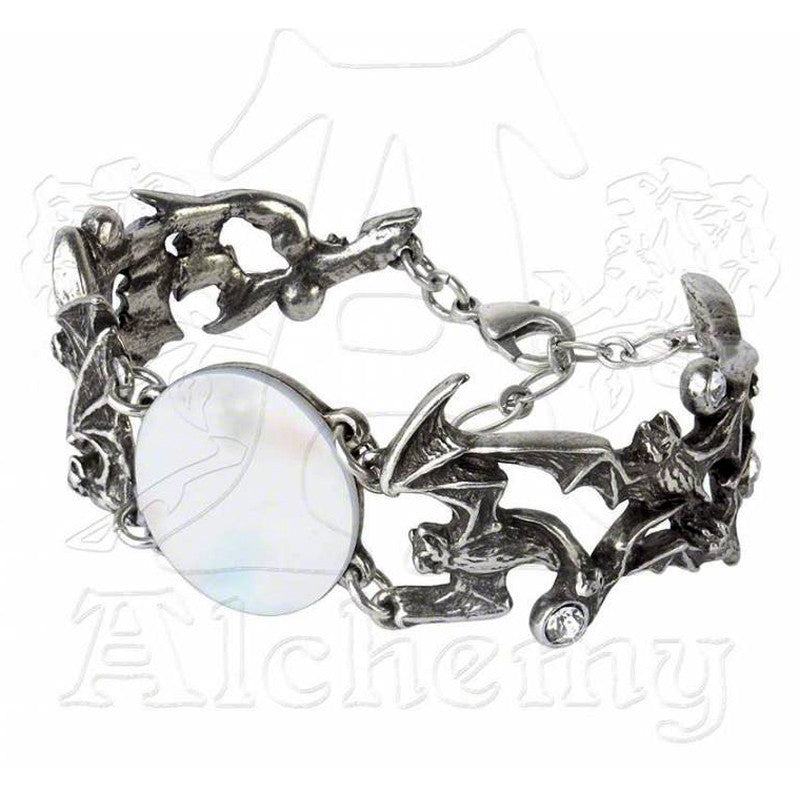Alchemy EVENTIDE Twilight Moon Cuff Bracelet - Domestic Platypus