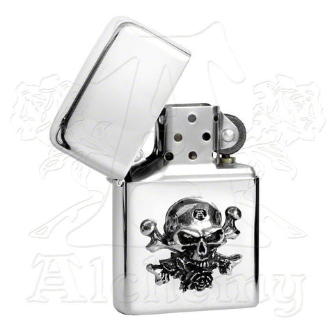 "Alchemy ""Or Philosophy"" Lighter"