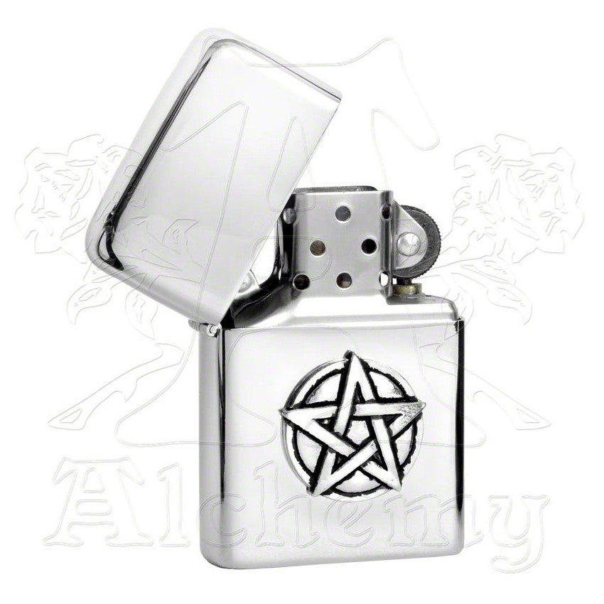 Alchemy PENTACLE Lighter