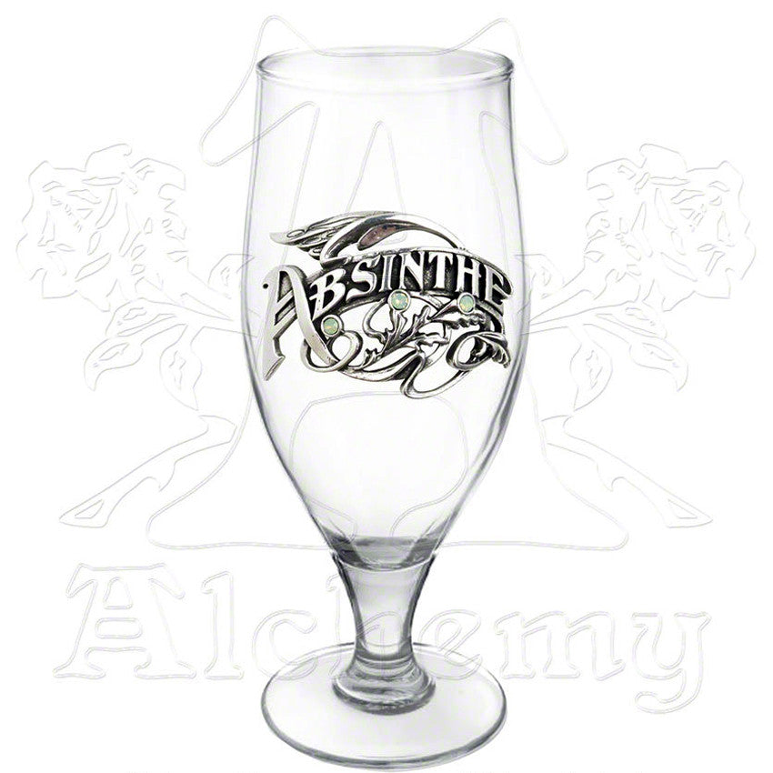 Alchemy Belle Epoch Absinthe Glass - Domestic Platypus