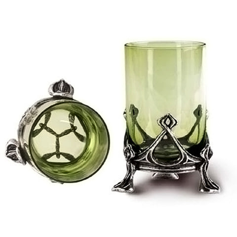 Alchemy Fee Verte Absinthe Shot Glass