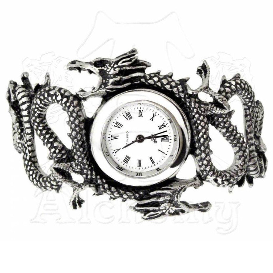 Alchemy Gothic IMPERIAL DRAGON Watch - Domestic Platypus