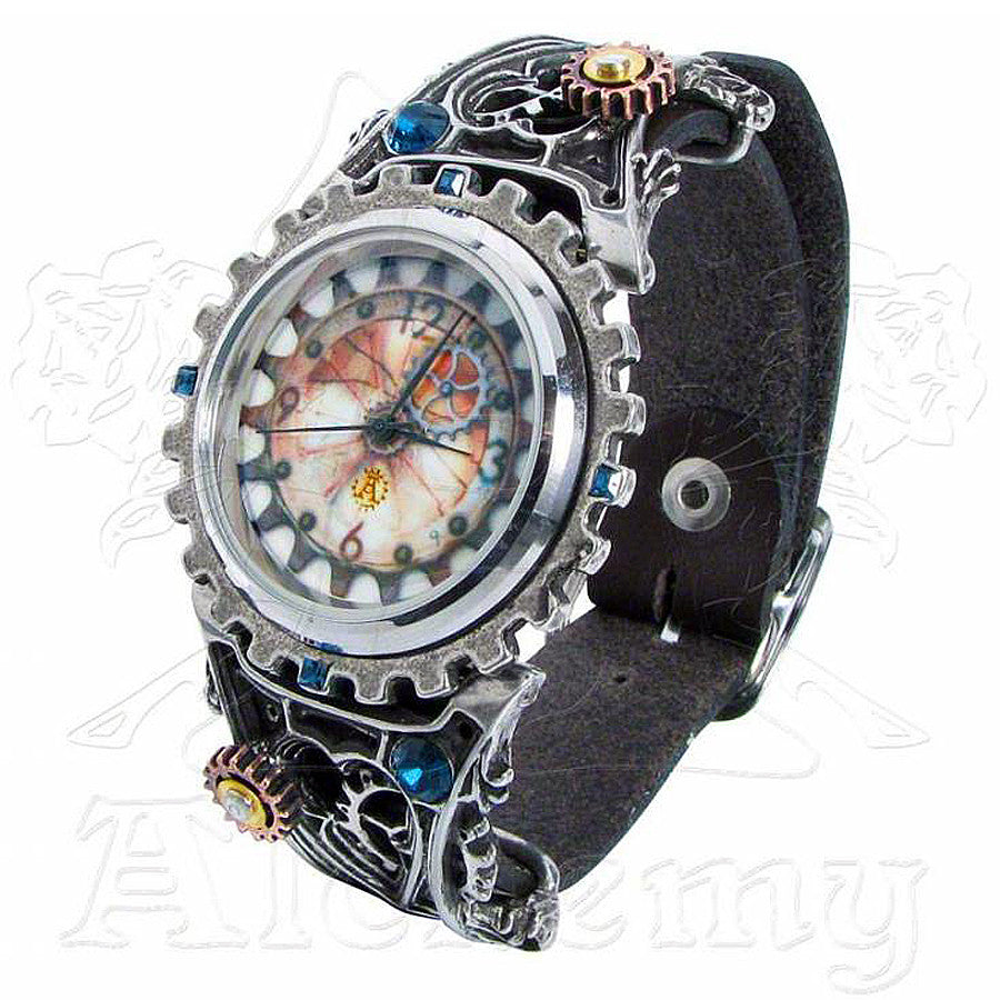 Alchemy Empire TELFORD CHRONOCOGULATOR Timepiece