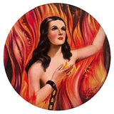 Anima Sola Pinback Buttons