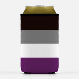 Asexual Pride Can Cooler